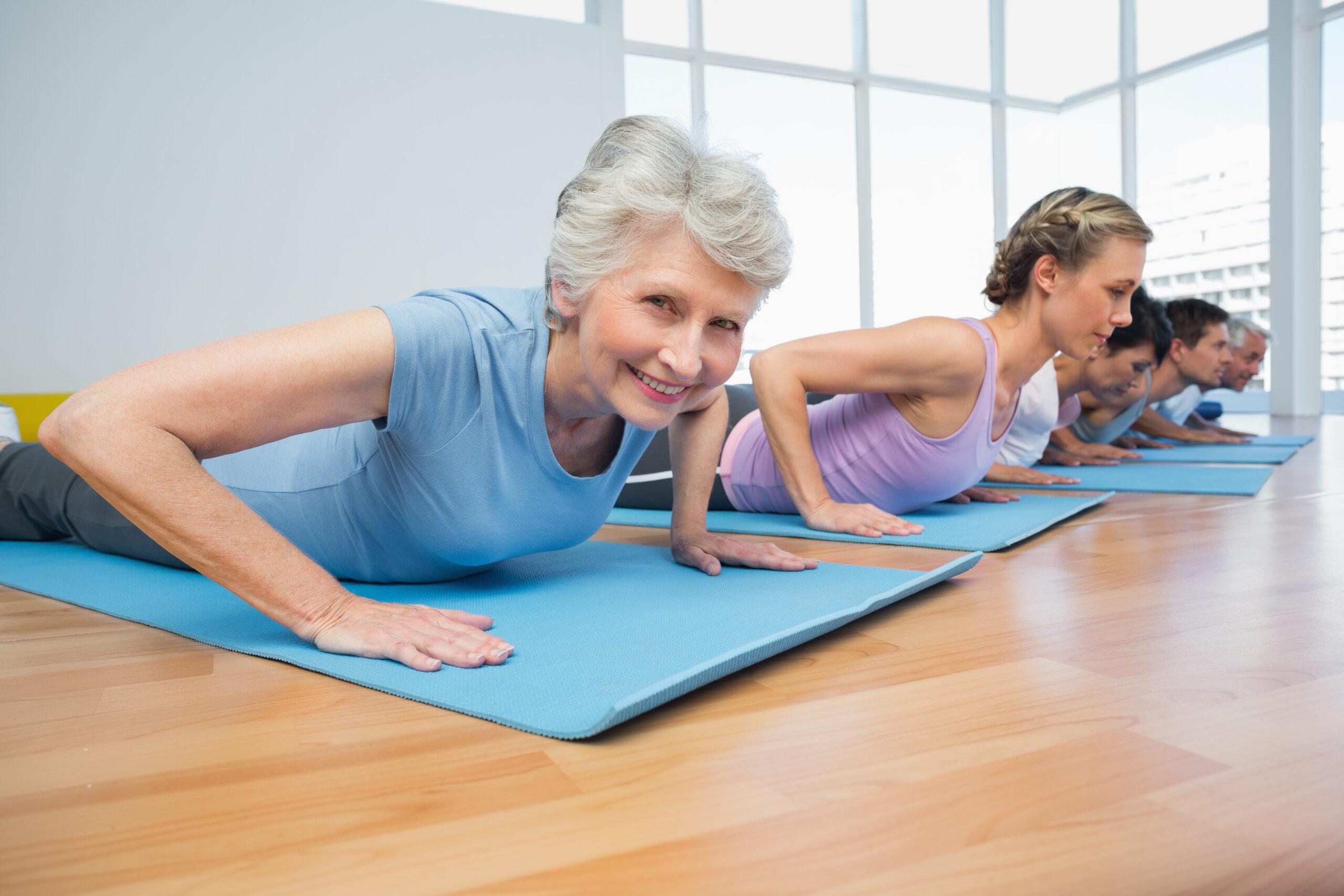 Yoga Fitnesskurs